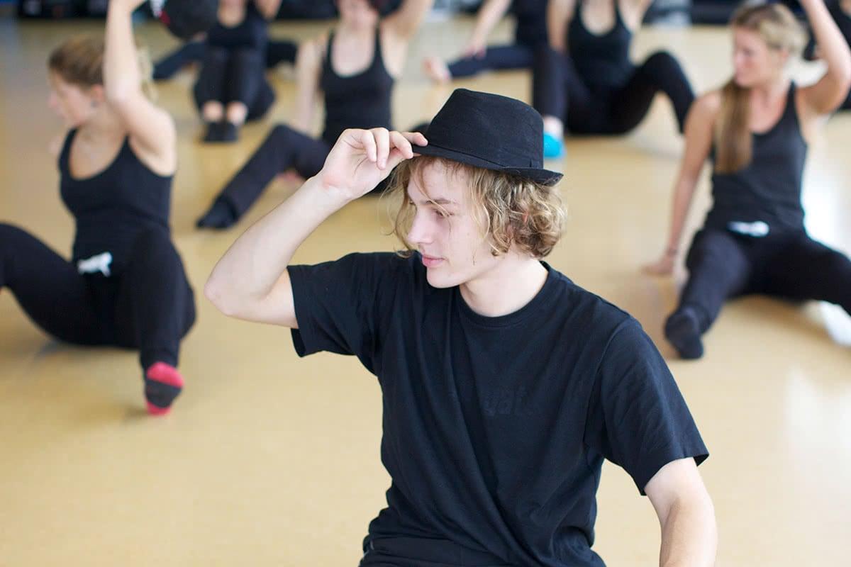 Workshop Aufführung Tanz