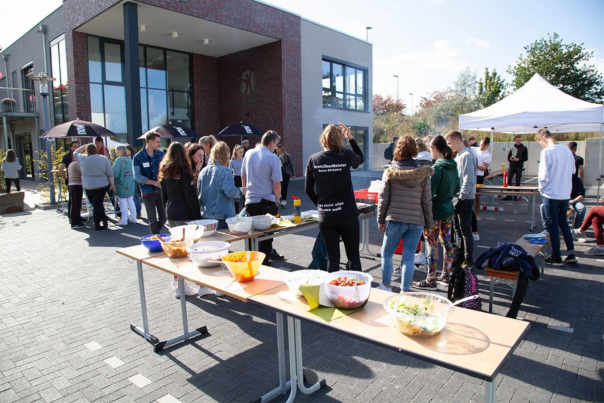 Dore Jacobs Berufskolleg Fest