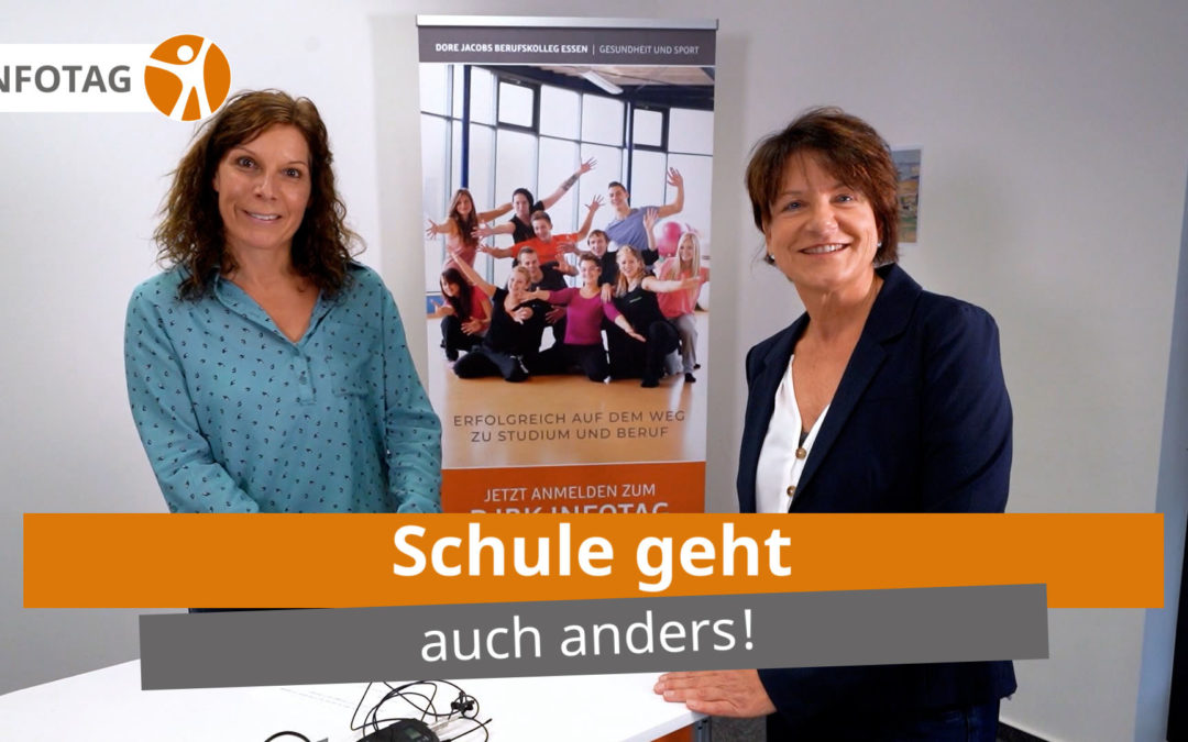 Annette Kamp und Anja Kowalski laden zum ersten Live Stream Infotag ein