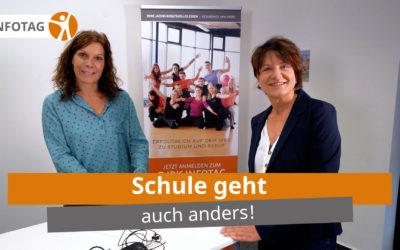 Annette Kirschner und Anja Kowalski laden zum ersten Live Stream Infotag ein